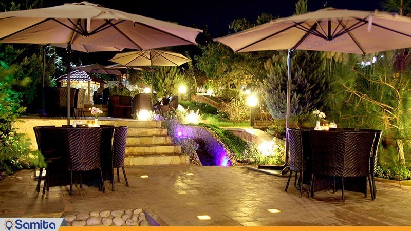 باغ هتل آبان