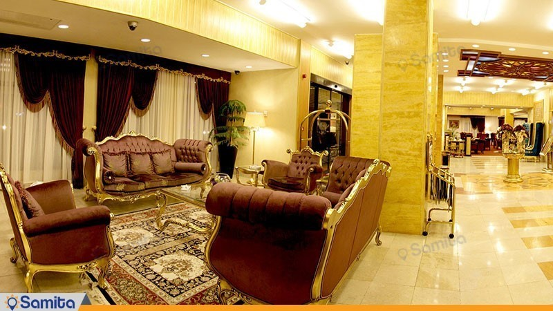 لابی هتل آبان