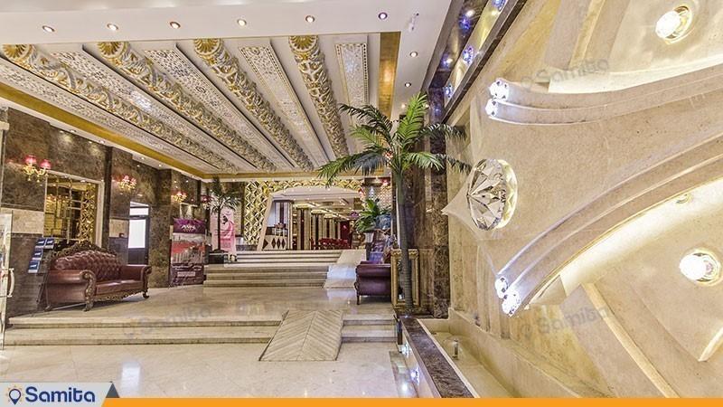 لابی هتل الماس
