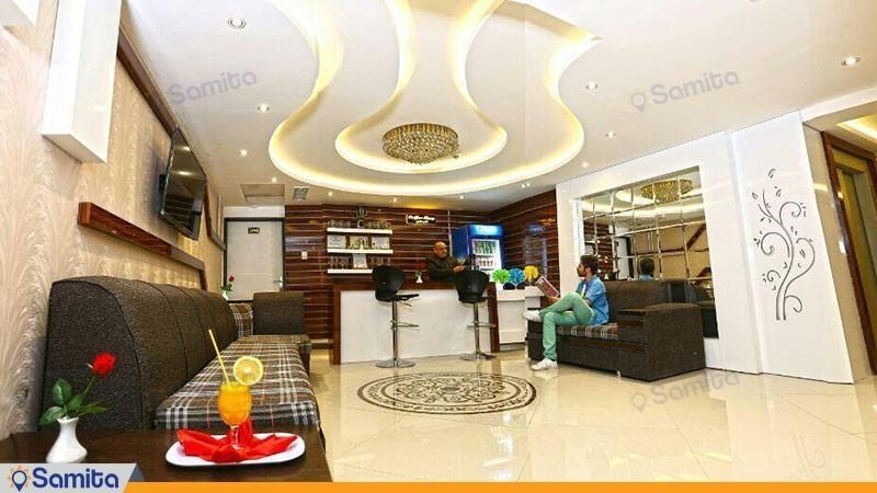کافی شاپ هتل انصار