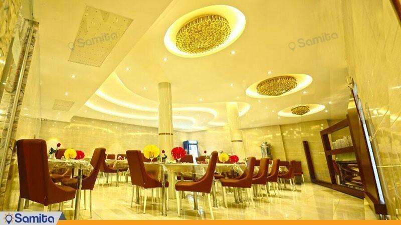 رستوران هتل انصار