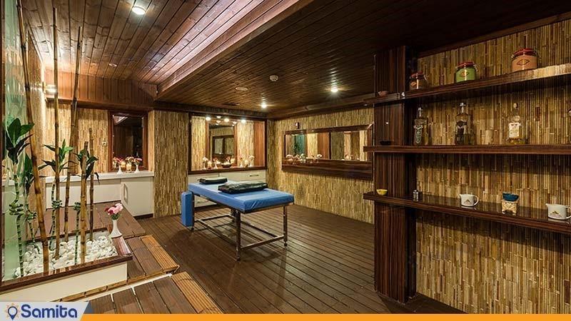 اتاق ماساژ هتل آپارتمان آرمان