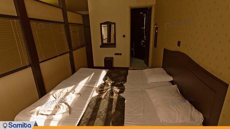 سوئیت پنج نفره هتل عرش
