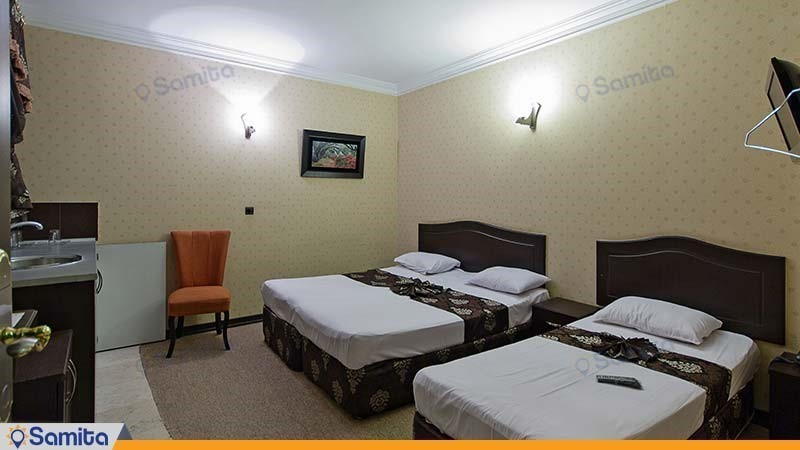 اتاق سه نفره هتل عرش