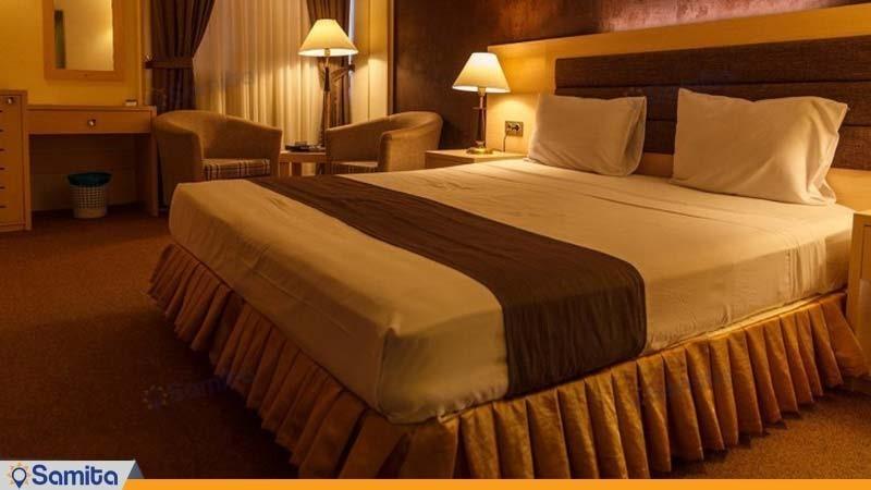 سوئیت دونفره هتل اطلس مشهد