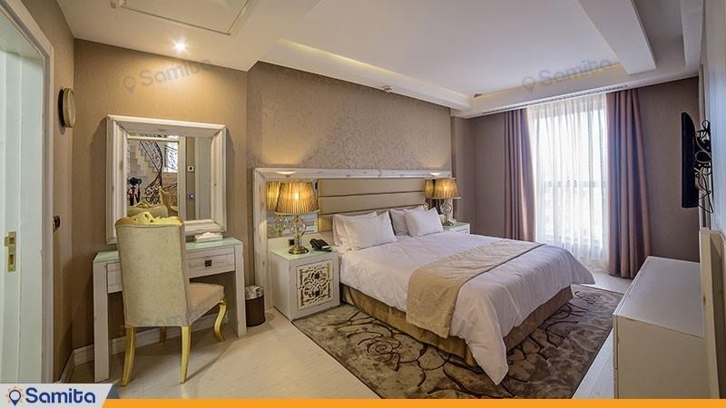 آپارتمان دوبلکس هتل اترک