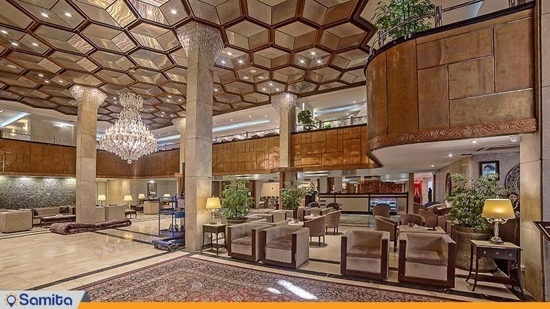 لابی هتل اترک