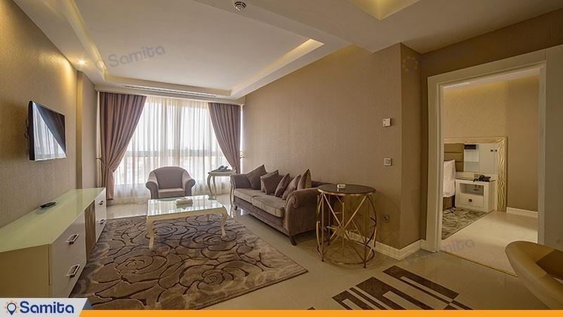 آپارتمان دو خوابه ویژه هتل اترک