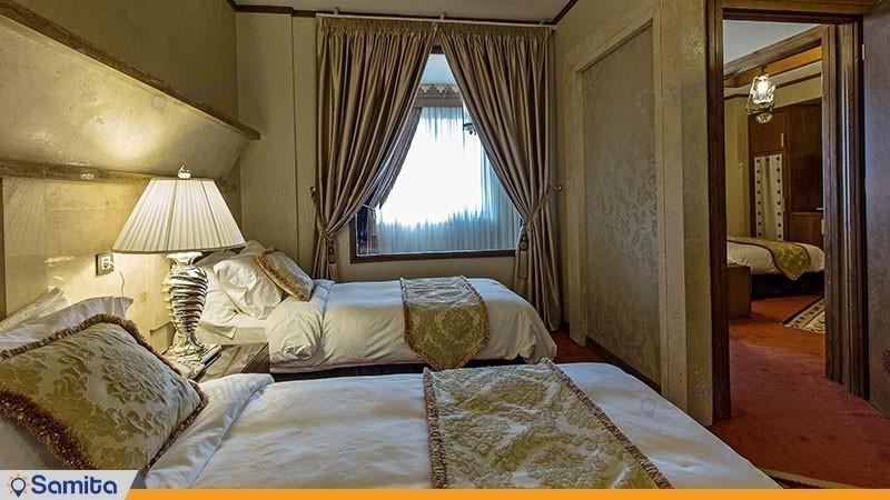 دوبلکس ایران باستان هتل مجلل درویشی