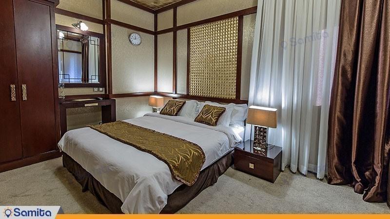 اتاق دوبلکس چین هتل مجلل درویشی