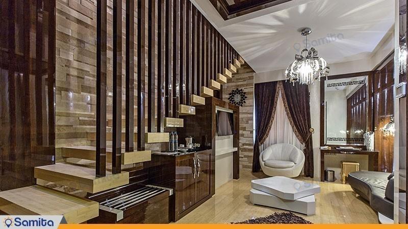 سوئیت دوبلکس پرزیدنتال هتل مجلل درویشی