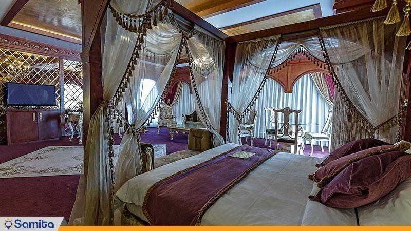 پنت هاوس رومی هتل مجلل درویشی