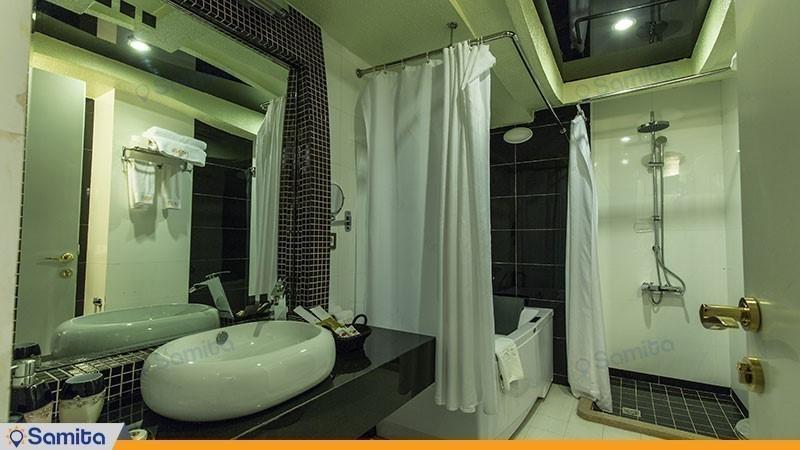 سرویس بهداشتی هتل مجلل درویشی