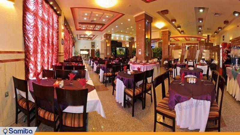 رستوران هتل دیپلمات مشهد