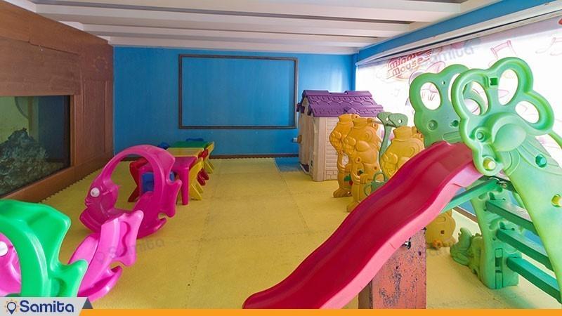 اتاق بازی کودک هتل فردوس