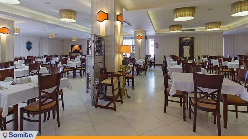 رستوران هتل فردوس