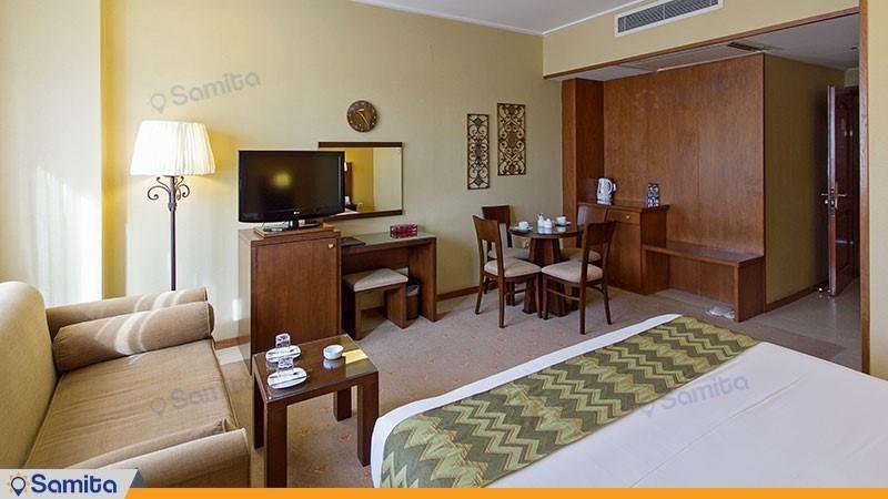 اتاق دبل رویال هتل فردوس