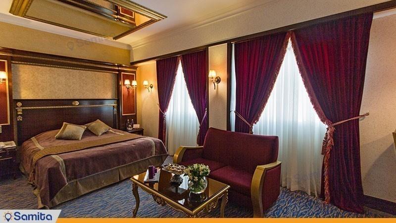 آپارتمان دو خوابه هتل بین المللی قصر