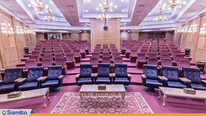 سالن اجتماعات هتل بین المللی قصر طلایی