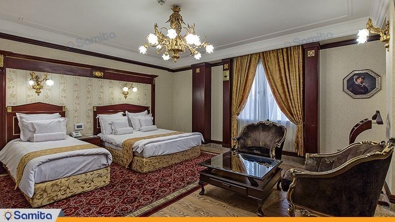 آپارتمان رویال هتل بین المللی قصر طلایی