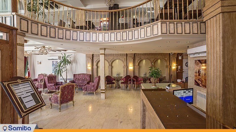 لابی هتل هفت آسمان