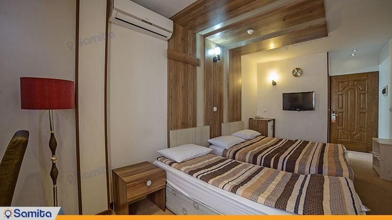 اتاق سه تخته هتل هفت آسمان