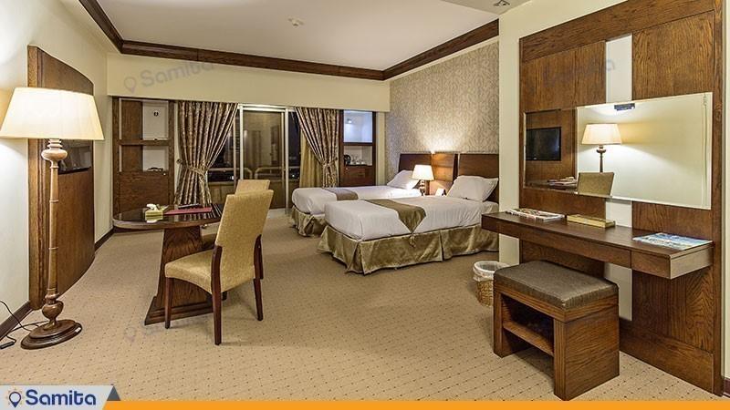 سوئیت ویژه دو نفره هتل هما 2