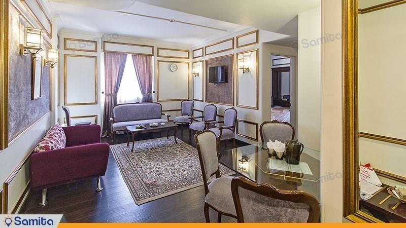 آپارتمان دوخوابه هتل ایران مشهد