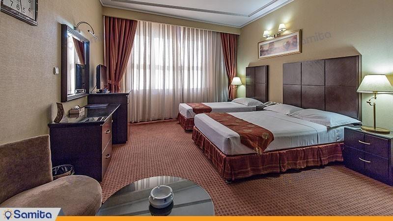 اتاق سه نفره هتل جواد