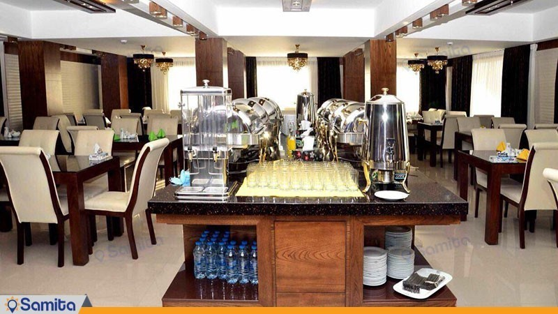رستوران هتل جواهر شرق