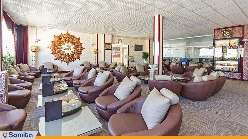 کافی شاپ هتل کیانا