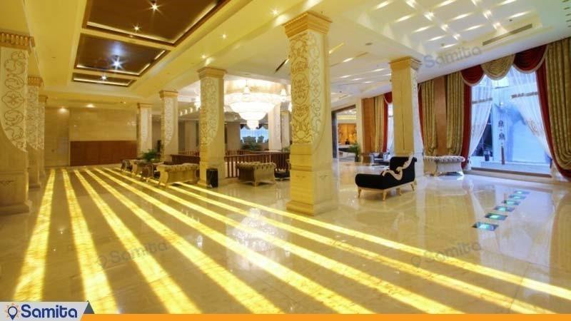 لابی هتل بین المللی کوثر ناب