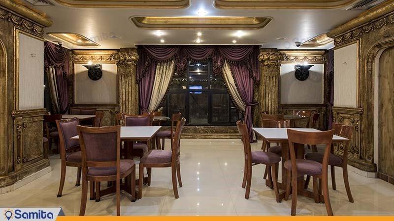 کافی شاپ هتل میامی