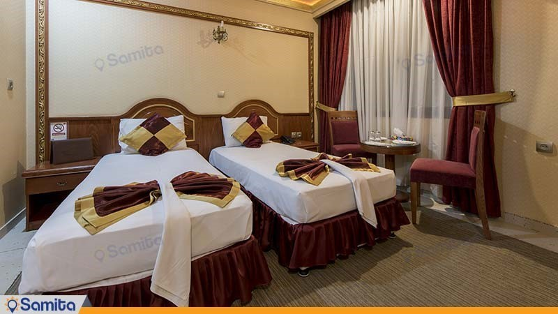 اتاق دو نفره هتل میامی