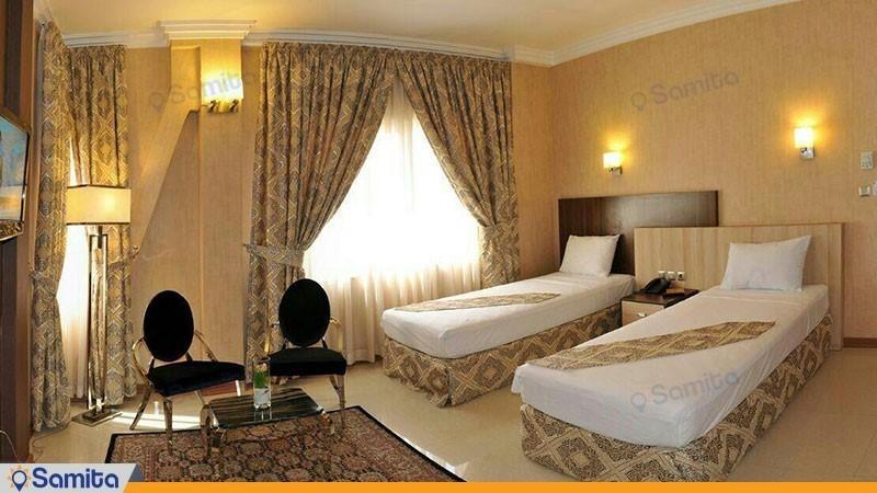 اتاق دو تخته هتل منجی