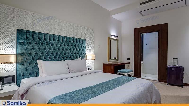 اتاق رویال هتل نگین پاسارگاد