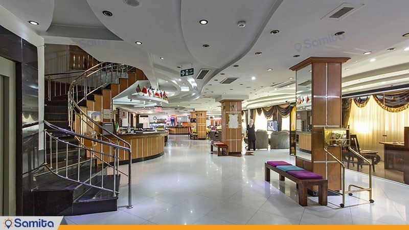 لابی هتل نور