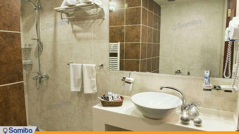 سرویس بهداشتی هتل آپارتمان امید