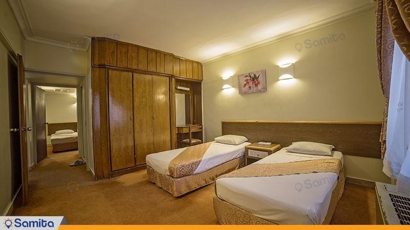 آپارتمان دو خوابه هتل پردیس