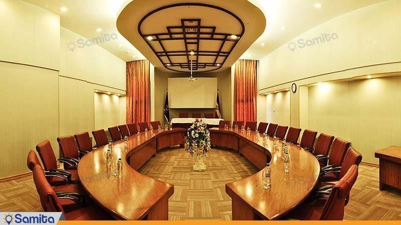 اتاق جلسات هتل پردیسان