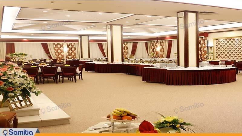 رستوران ارکیده هتل پردیسان