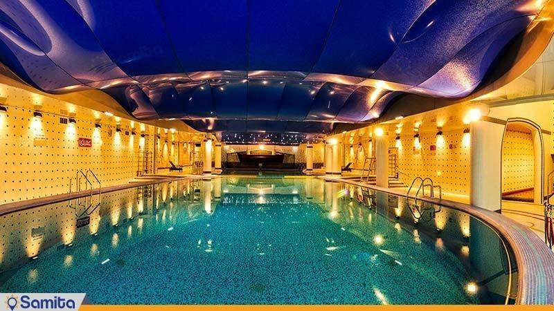استخر هتل پردیسان
