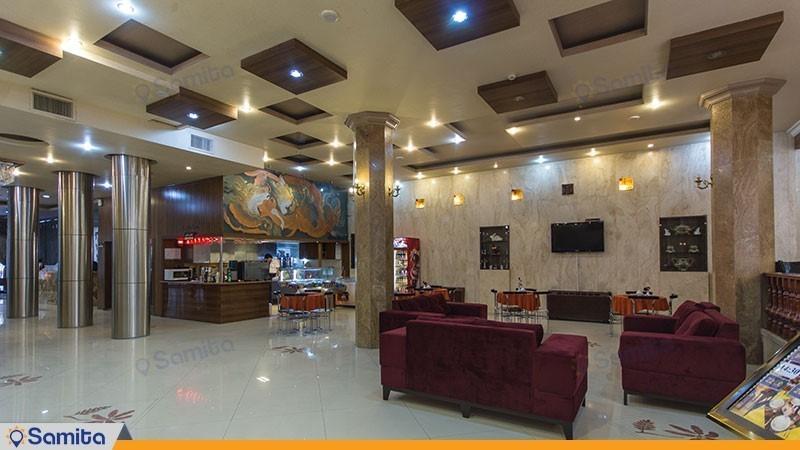 لابی هتل پارمیدا