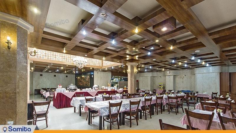 رستوران هتل پارمیدا