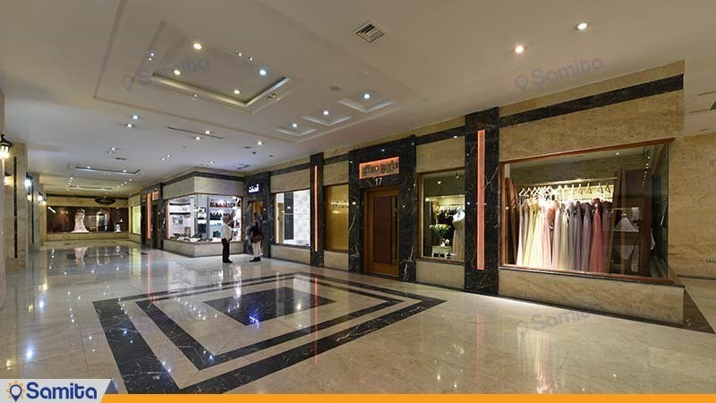 مرکز تجاری هتل پارس مشهد