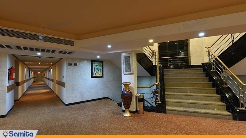 راهرو هتل پارس مشهد