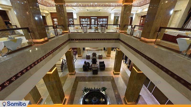 لابی هتل پارس مشهد