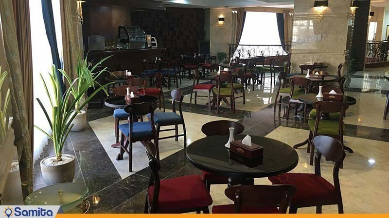 کافی شاپ هتل پارسیس