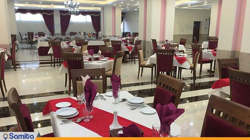 رستوران هتل پارسیس