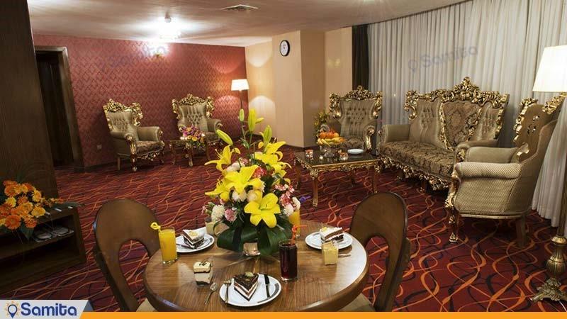 آپارتمان رویال هتل پارسیس